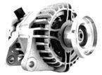 Alternator kompletny  CBA1989IR-ND-ER
