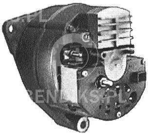 Alternator kompletny  B10037-BS-BS