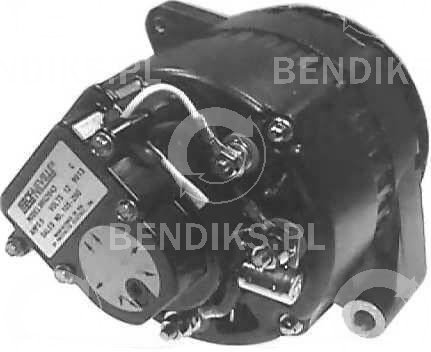 Alternator kompletny  B11575-MO-BS